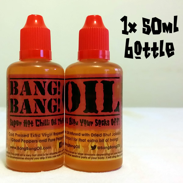 Bang! Bang! Oil - 1x 50ml