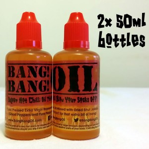 Bang! Bang! Oil - 2x 50ml